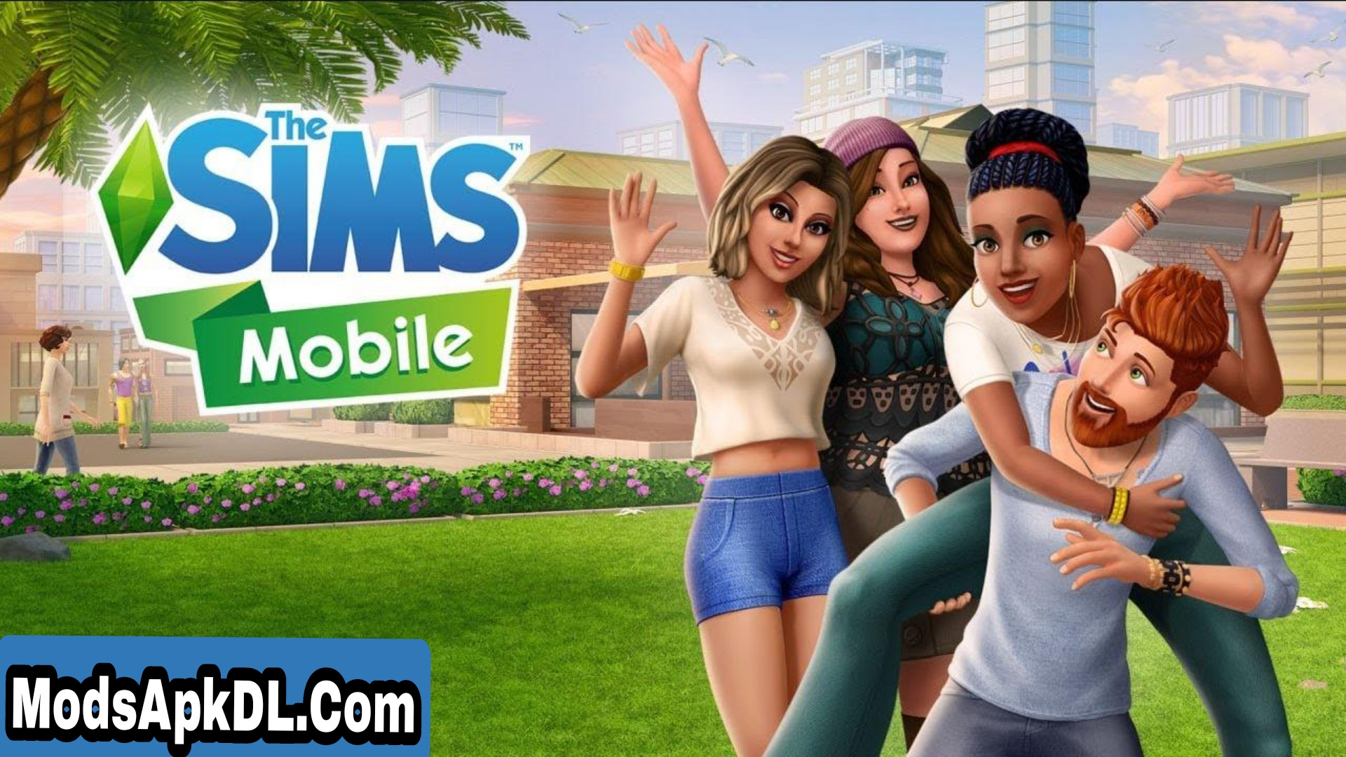 The Sims Mobile MOD APK v27.0.1.118643 (Unlimited Money)