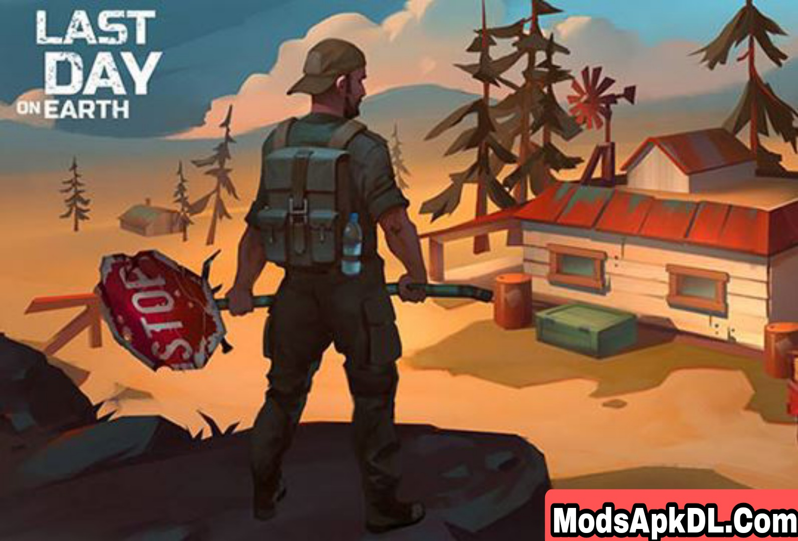 Last Day on Earth: Survival Mod Apk v1.18 Download (Free Craft)