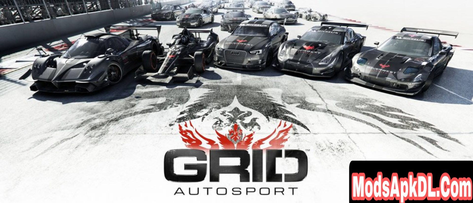 GRID Autosport Mod APK v1.6.3RC8 Download For Android