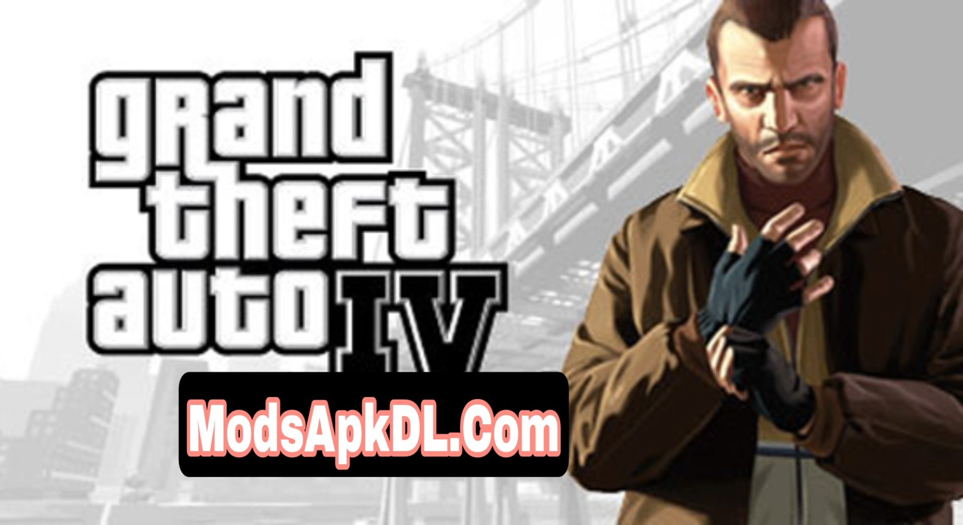 Grand Theft Auto IV / GTA 4 Mod Apk v1.0 Download For Android