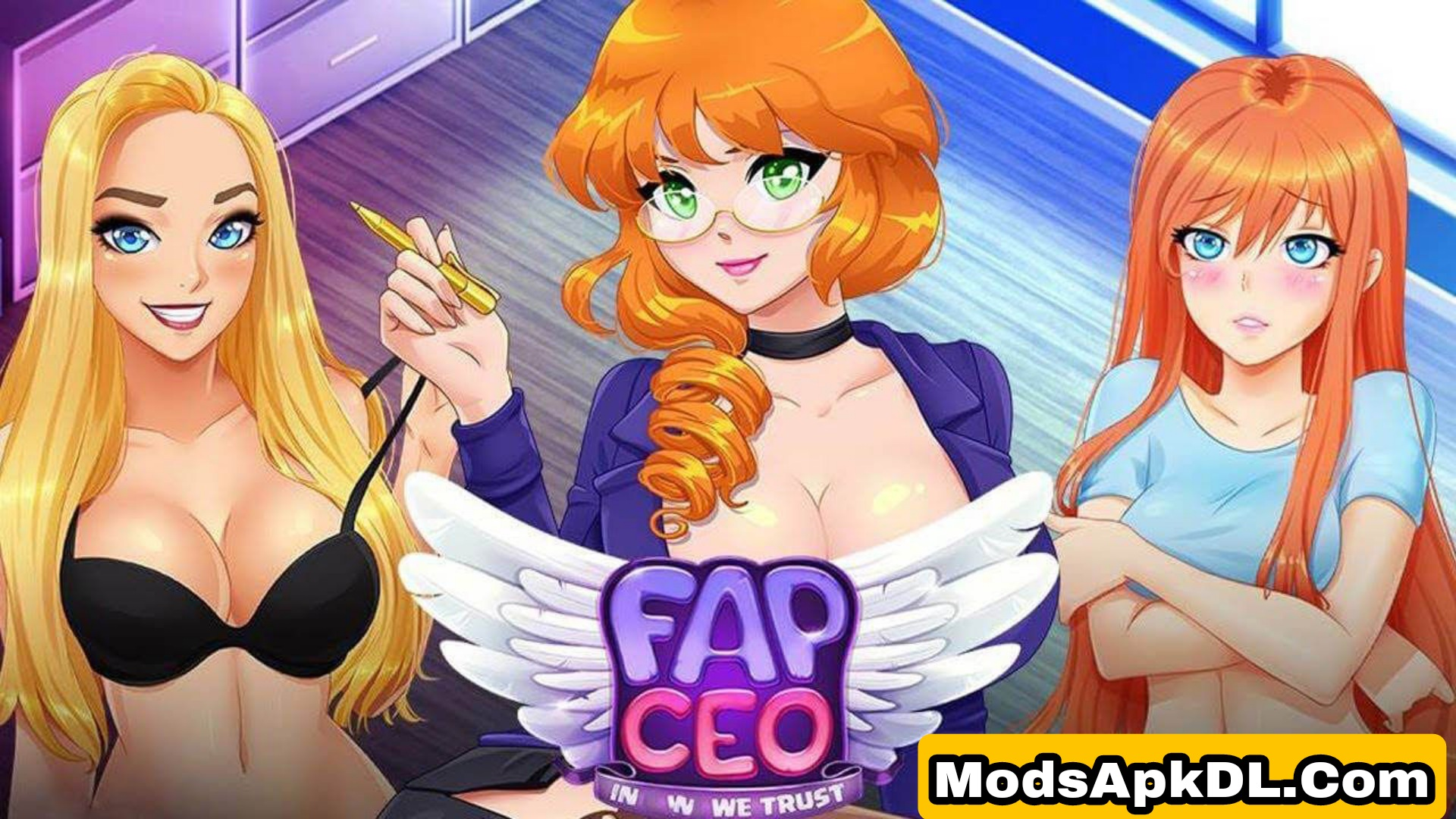 Fap CEO Apk v0.995 MOD (Unlimited Money) Download For Android
