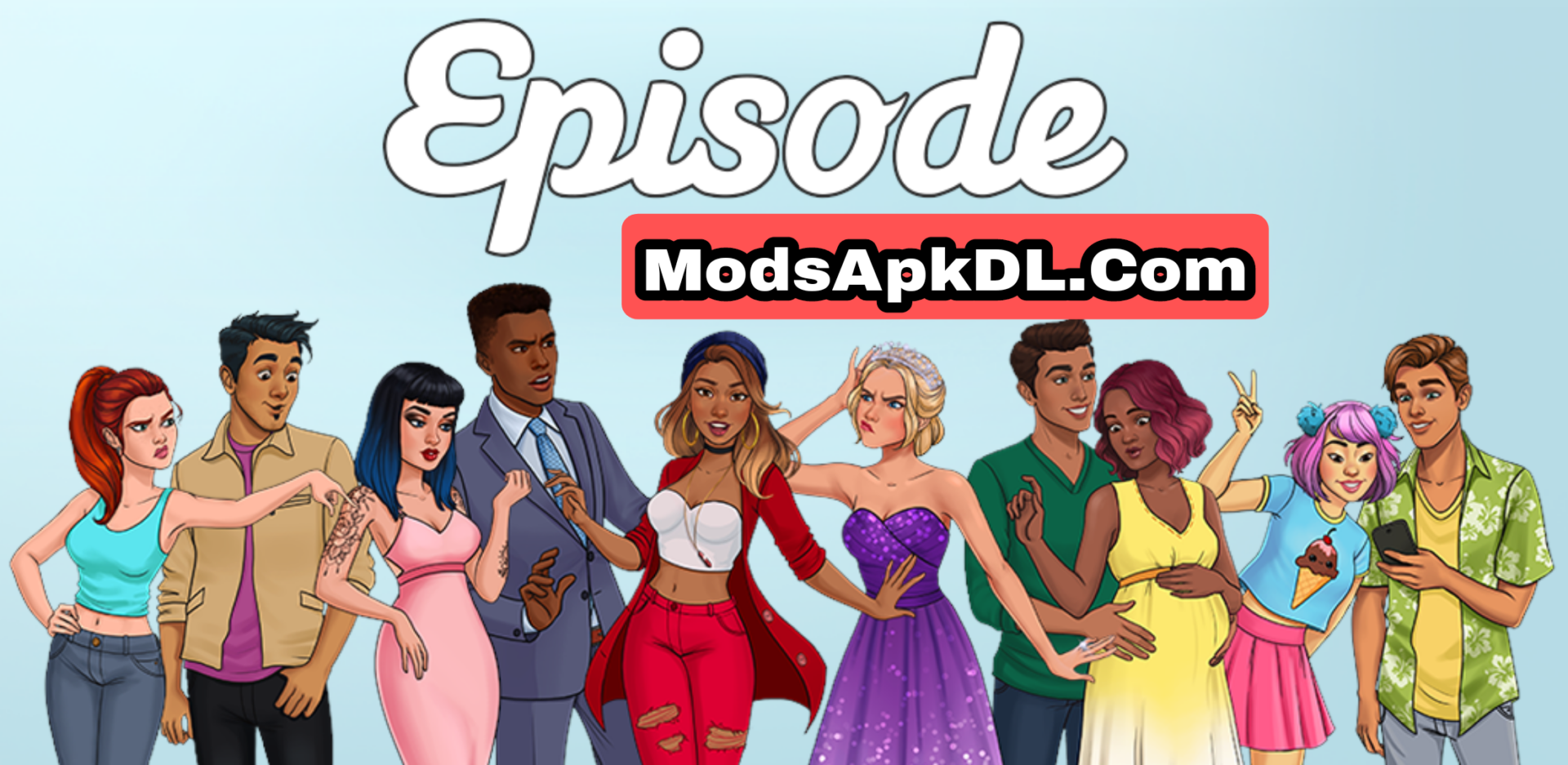 Episode Choose Your Story Mod Apk 14.70 (All Unlocked) Download