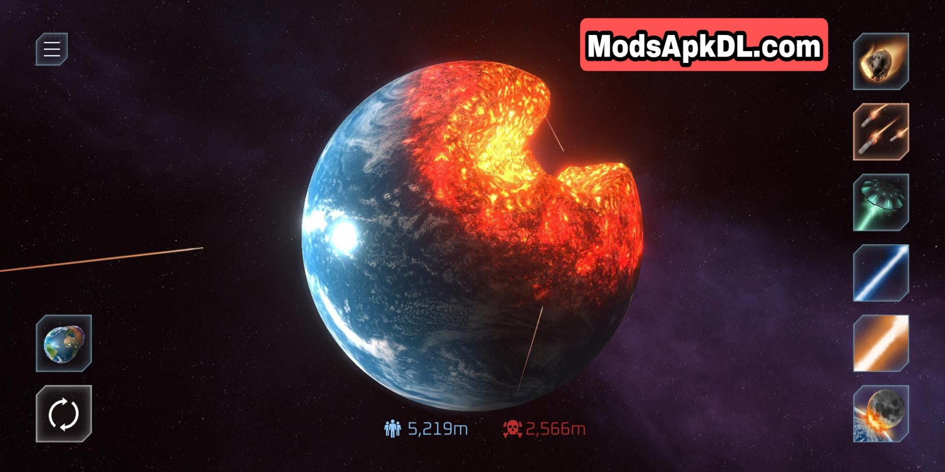 Solar Smash MOD APK 1.4.7 Download (AD-Free) For Android