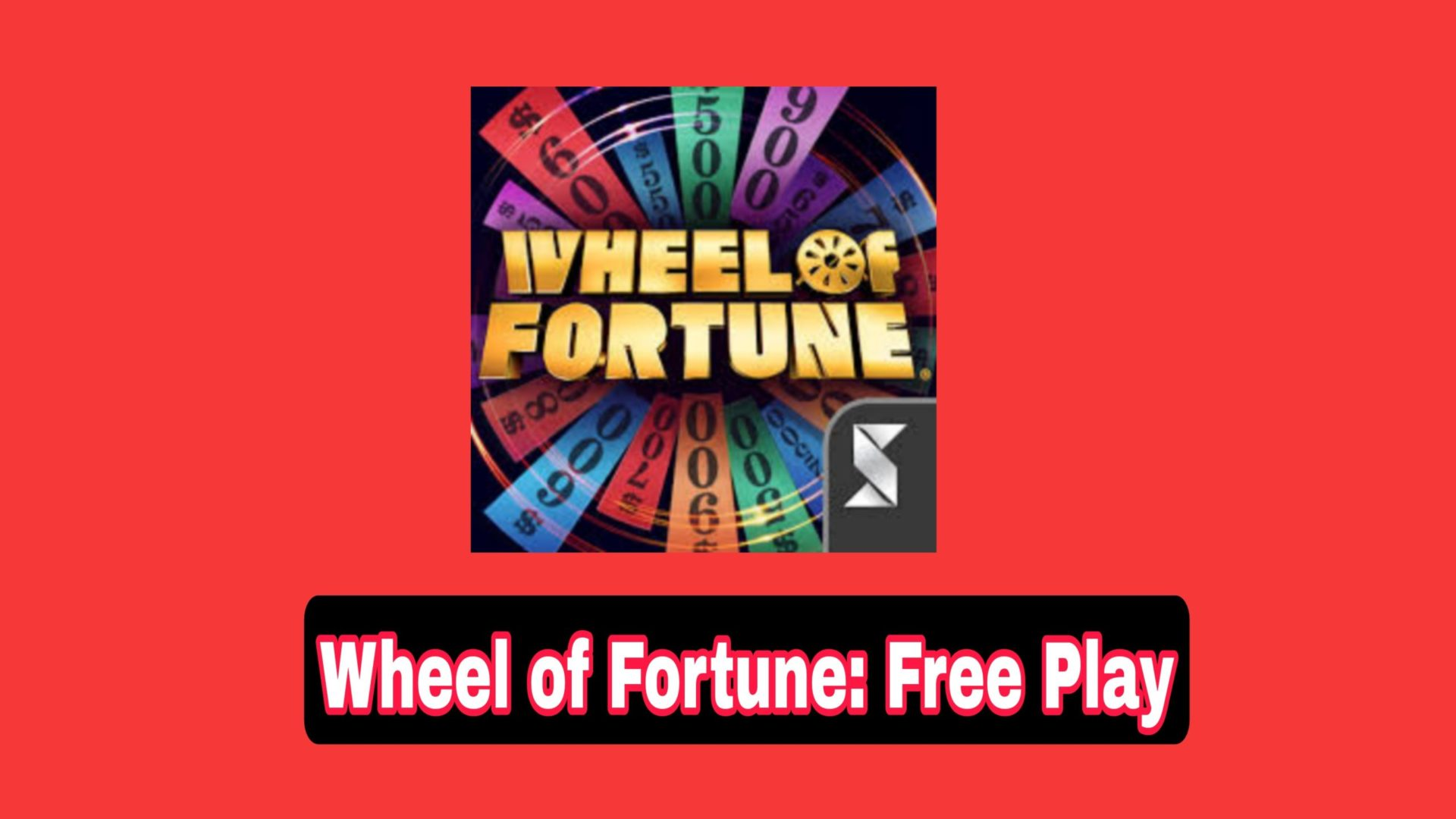 Wheel of Fortune: Free Play MOD APK V3.61 Free Download