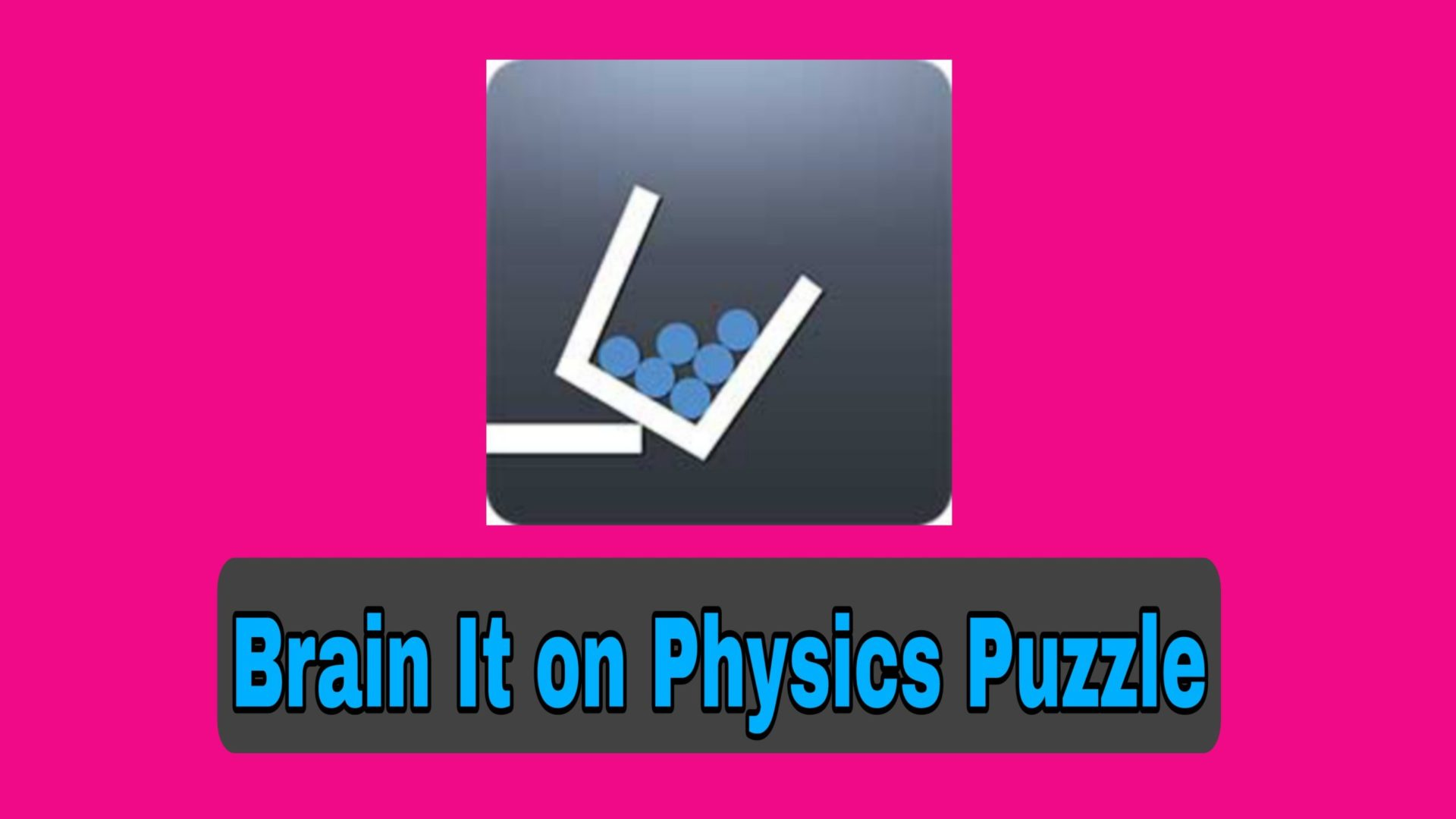 Brain It On! – Physics Puzzles MOD APK V1.6.139 For Download